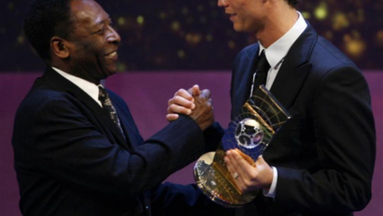 "Пеле: Кристиано заслужаваше ""Златната топка"""