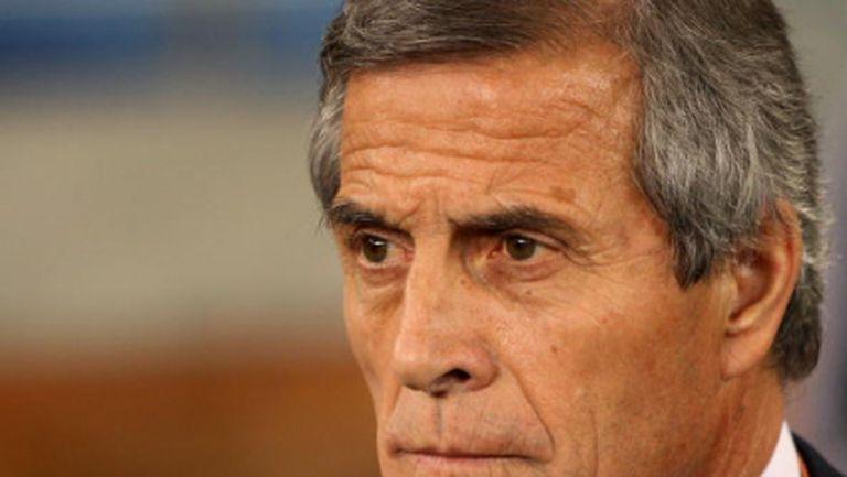 В Уругвай доволни, че се отървали от разгром