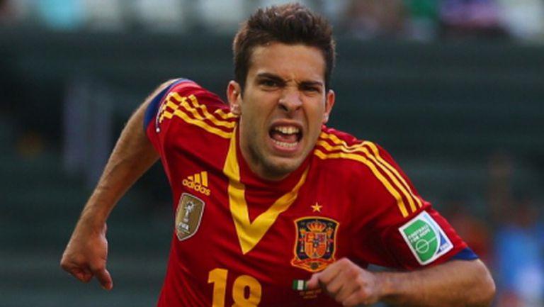 Испания не знае пощада, чака Италия в повторението на финала на Евро 2012 (видео)