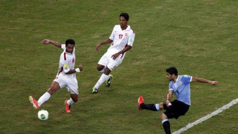 Суарес стана реализатор №1 в историята на Уругвай