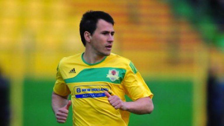 Живко Миланов ще играе в Русия