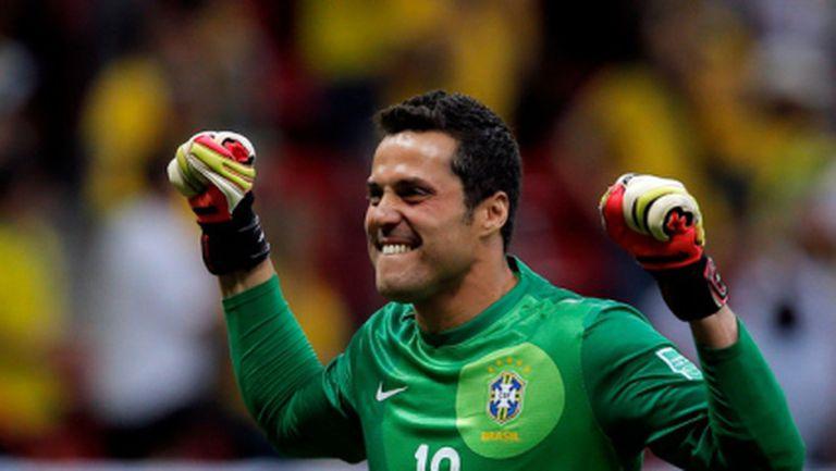 Сезар: Трябва да сме внимателни срещу Уругвай
