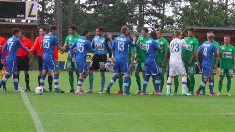 УЕФА обяви началния час на Иртиш - Левски