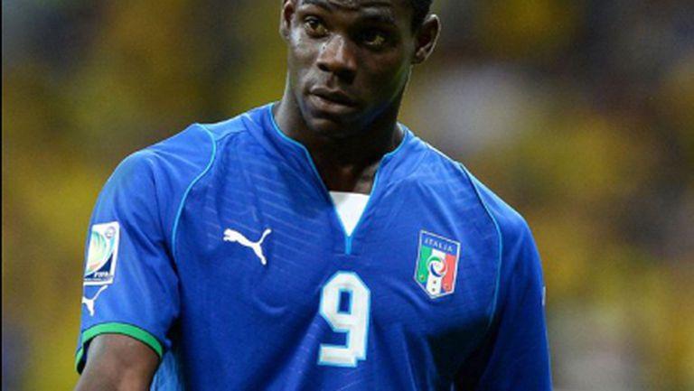 Галиани: С Балотели Италия щеше да е на финал