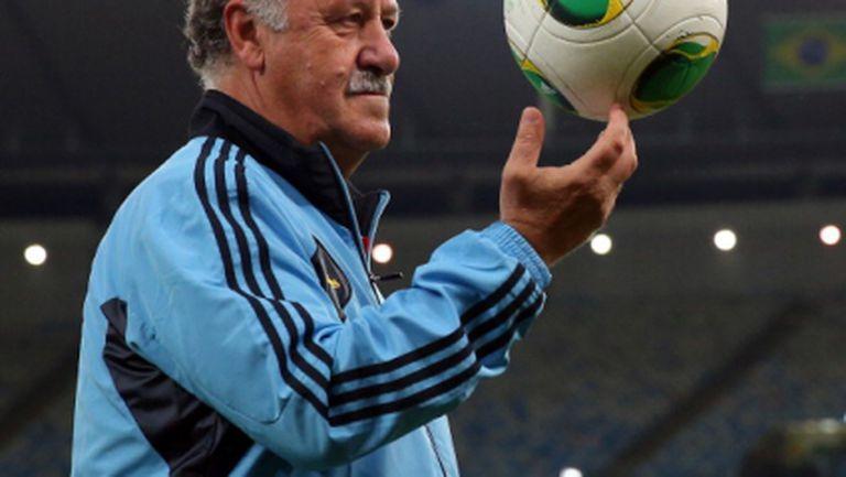 Дел Боске: Изправяме се срещу кралете на футбола