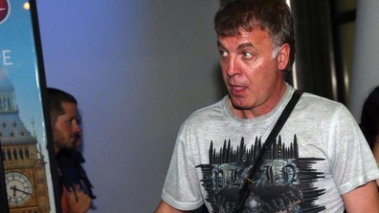 Наско Сираков: Никой няма гарантирано място в Левски (видео)
