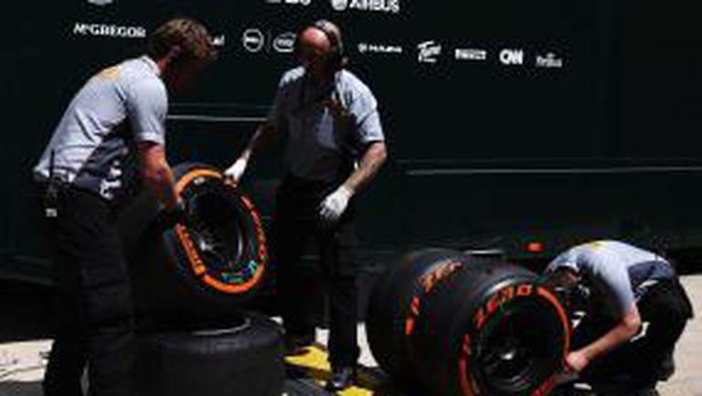 Бойкот грози ГП на Германия заради гумите на Пирели