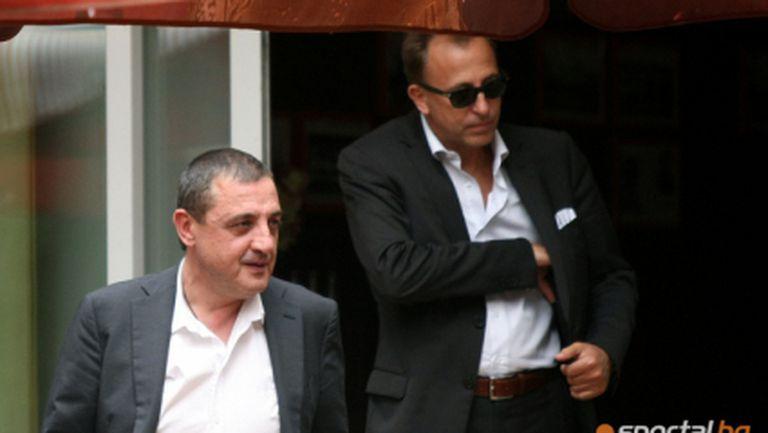 Шестима бизнесмени готови да дават пари за ЦСКА