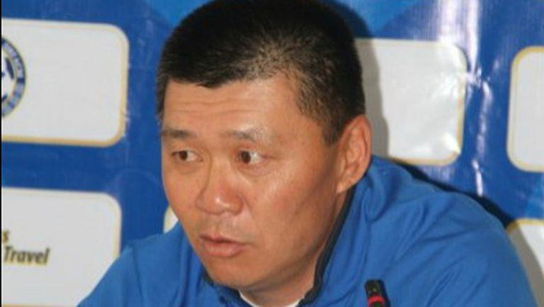 Левски е хубаво събитие за казахстанския футбол, радват се в Иртиш