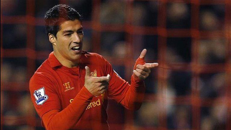 Изненада: Луис Суарес пред подпис с Арсенал?