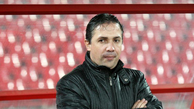 Антон Велков е новият треньор на Видима-Раковски
