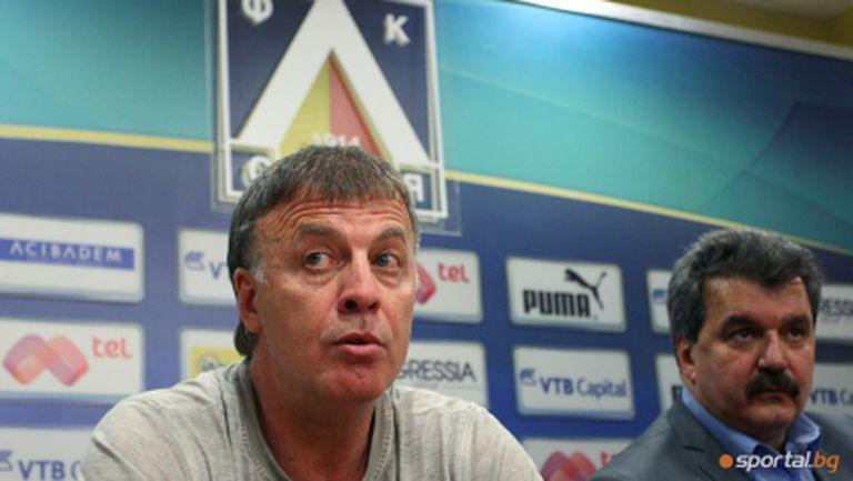 Сираков: В ЦСКА стават долни неща