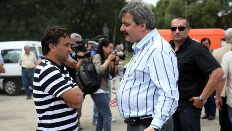 Батков за Газпром: Босът на компанията се разпореди за Левски