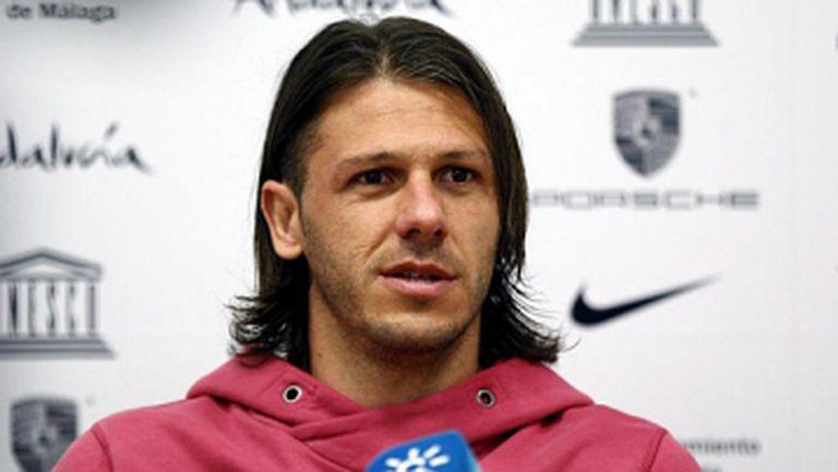 Демикелис ще играе в Атлетико