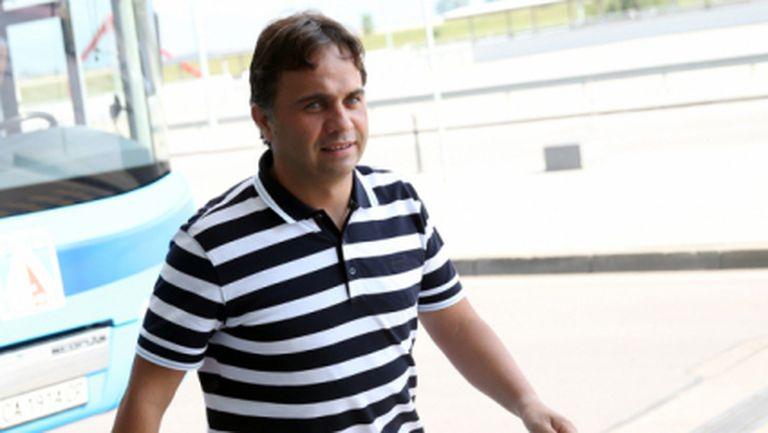 В Иртиш назначиха нов треньор на Левски, името му е Николо Митко