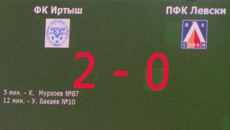 """Феноменален срам за """"сините""""! Левски стана за смях и в Азия (видео+галерия)"""