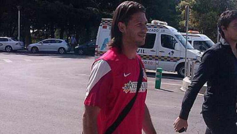 Демикелис вече е играч на Атлетико: Решението беше трудно