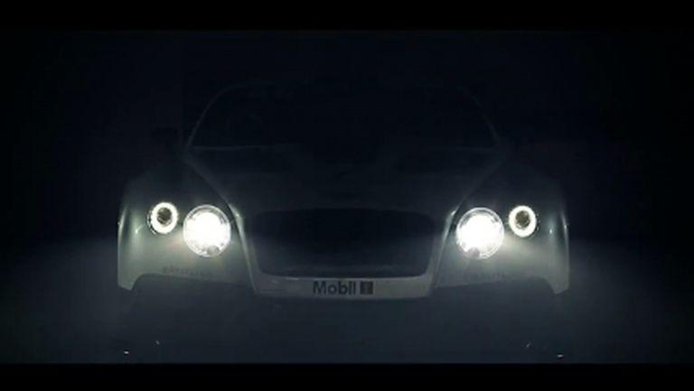 Bentley Continental GT3 с дебют Гудууд (Видео)