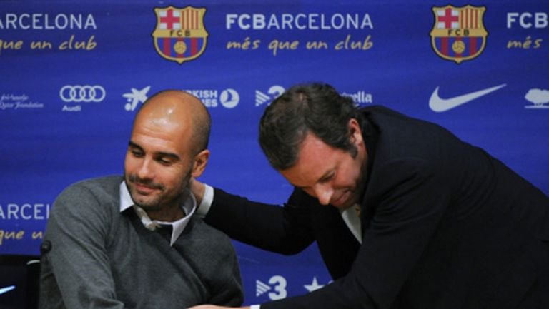 Барселона отговори на Пеп