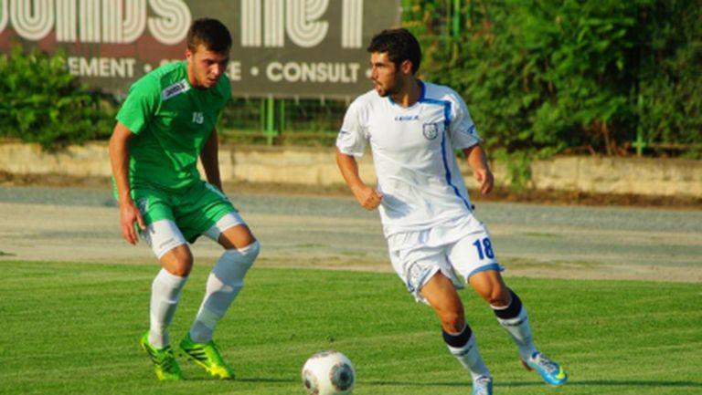 Черноморец се наложи с 2:1 над Берое в последната контрола и за двата отбора