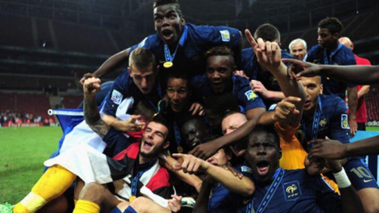 Драма с дузпи и Франция е световен шампион при 20-годишните (видео)