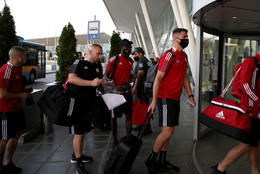ЦСКА - София заминава на лагер в Австрия