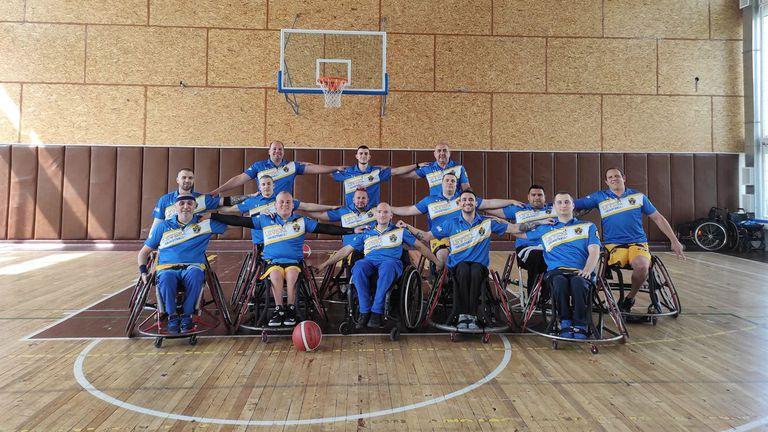 БКХУ Левски е домакин на първия международен турнир по баскетбол на колички в София