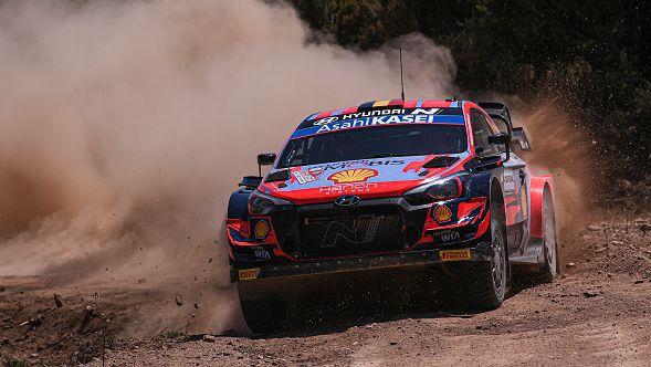 Тиери Ньовил поведе в класирането на Рали Кения