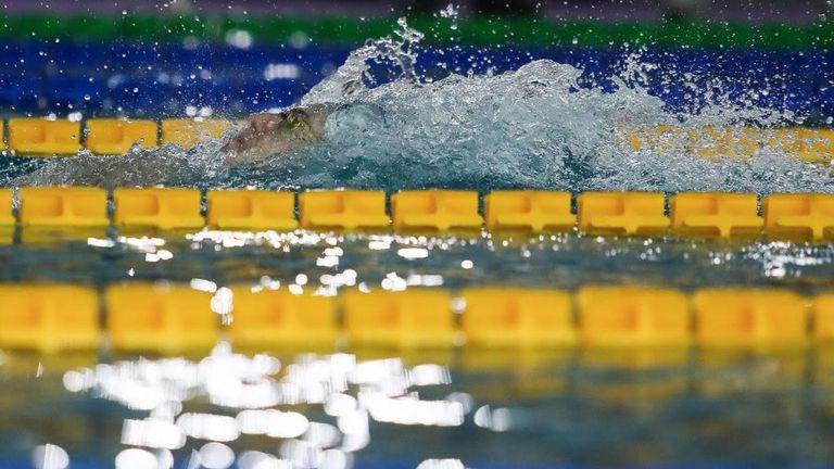 Злато за Калоян Левтеров на 200 м гръб