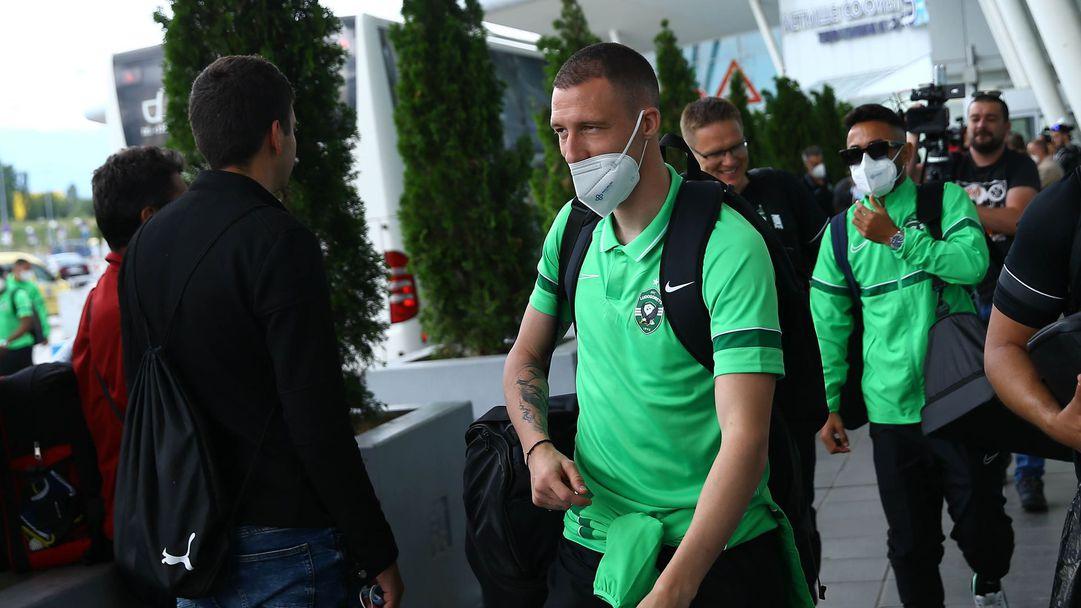 Официално: Лудогорец няма да гостува в Беларус
