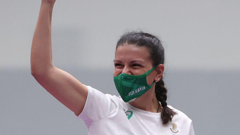 Щастливата медалистка: Не съжалявам за изпуснатото злато