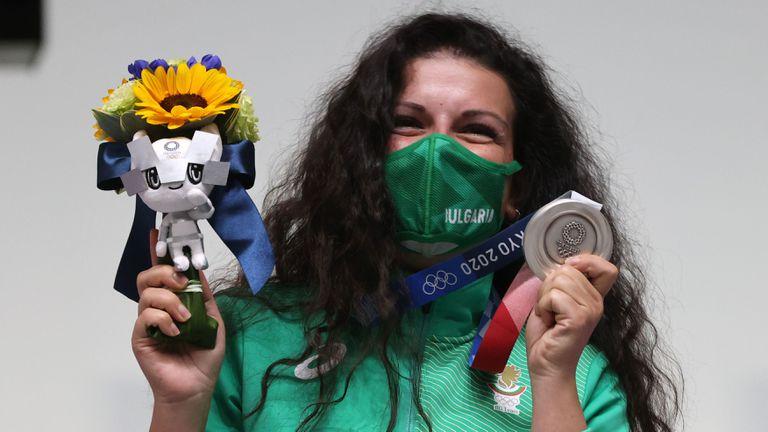 Българският герой Антоанета Костадинова: Не мога да повярвам, че го взех този медал 🥈