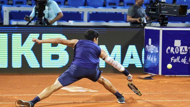 Алкарас се класира за своя първи финал в турнир на АТР