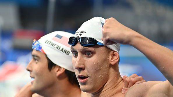 Чейс Калис донесе първия медал за САЩ от Олимпиадата в Токио