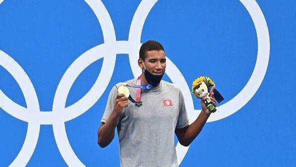 Сензационен медал за тунизиец в плуването