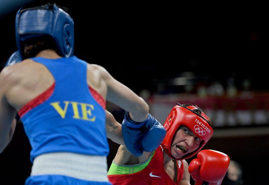 Стойка Кръстева стартира с победа на Олимпийските игри в Токио 🥊