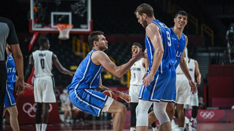 Силен финален щурм донесе първа победа на Италия в Токио