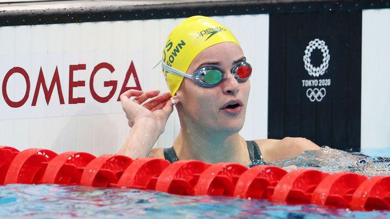 Кайли МакКион донесе първа в историята на Австралия олимпийска титла на 200 метра гръб