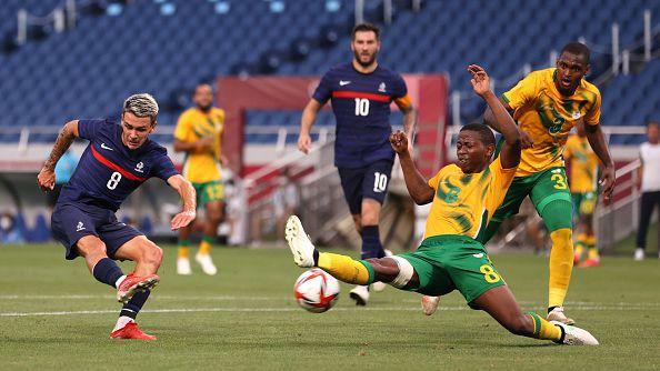 Франция с драматична победа с 4:3 над ЮАР на Олимпиадата