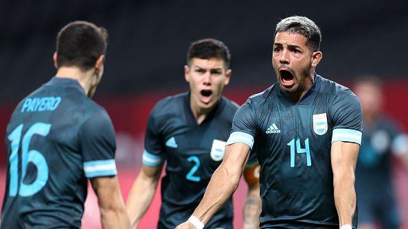 Египет U23 - Аржентина U23 0:1