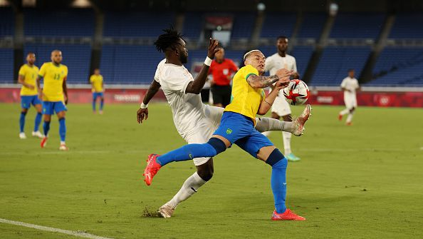 Бразилия стъпи накриво срещу Кот д'Ивоар на Олимипадата