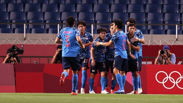 Япония U23 - Мексико U23 2:1