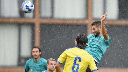 Интер разби третодивизионен отбор с 8:0