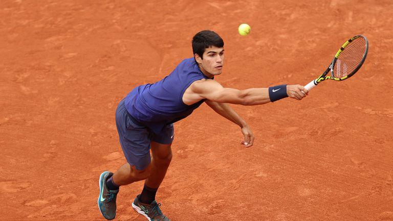 Карлос Алкарас спечели своя първи финал в тенис турнир на АТР
