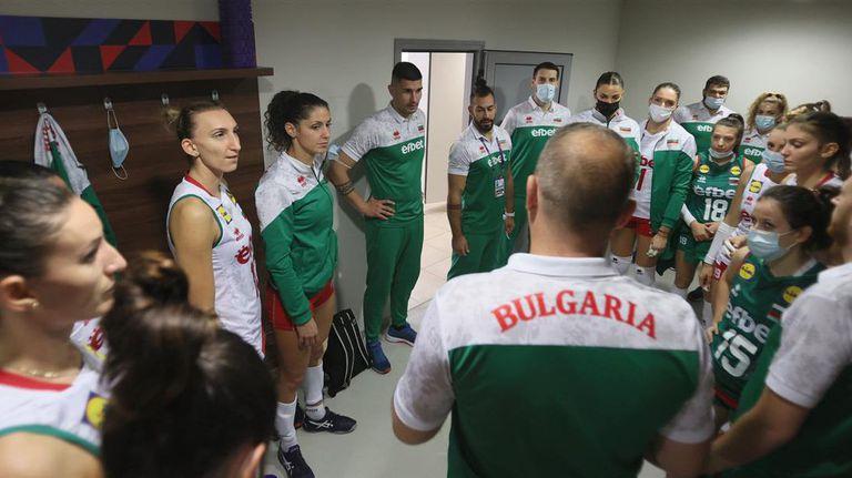 Евроволей 2021: България - Полша 3:1