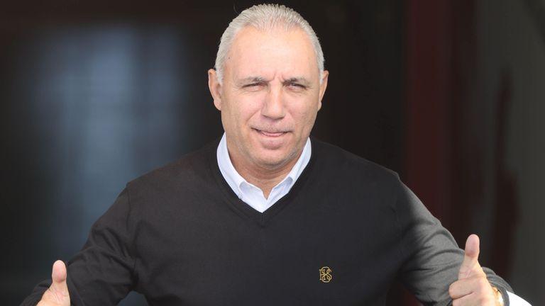Стоичков ще гледа на живо дербито между ЦСКА - София и Левски