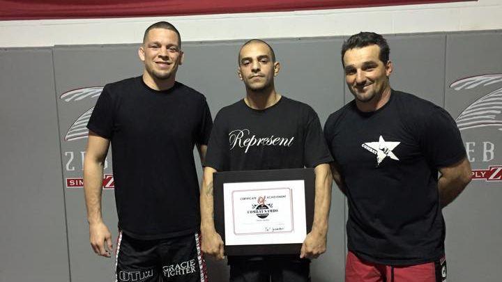 """Първият българин в UFC Валери """"Вал"""" Игнатов: Тренирах Ник Диас, откакто беше на 16 години"""