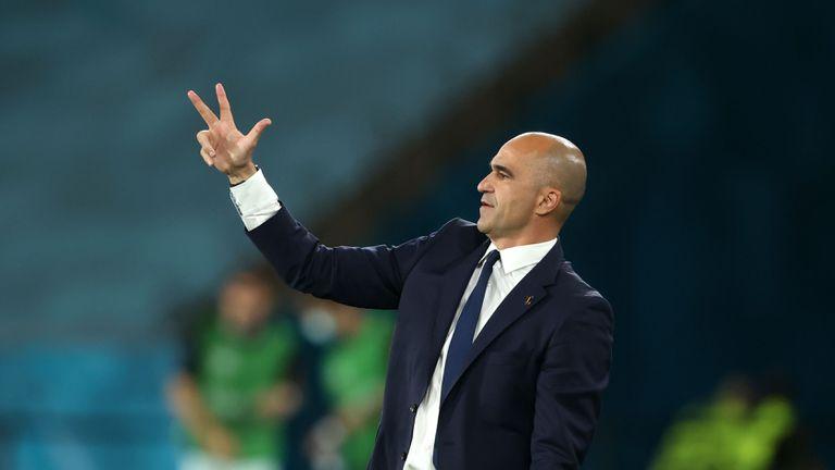 Роберто Мартинес е информирал белгийската федерация, че иска да поеме Барселона