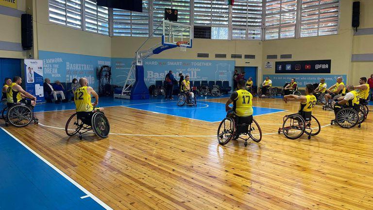 София-Балкан организира първия си международен турнир по баскетбол на колички