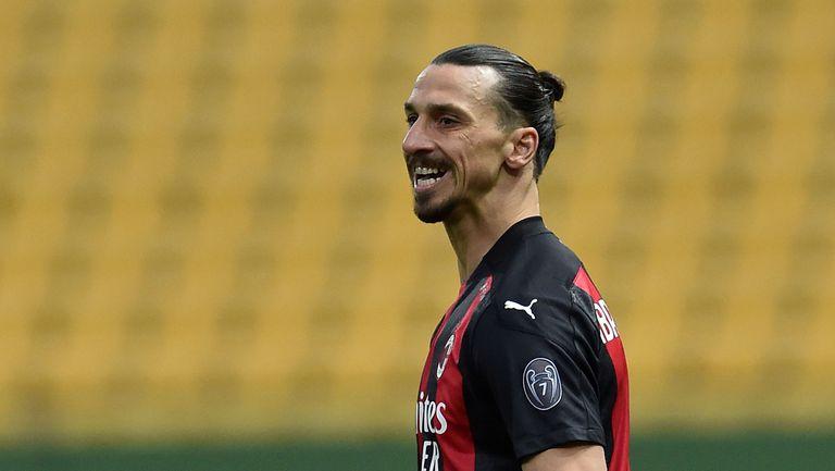 Златан за първото нещо, което е попитал при завръщането си в Милан